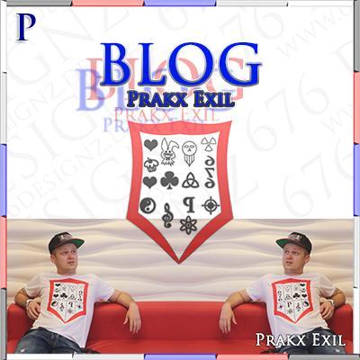 Prakx Exil - BLOG